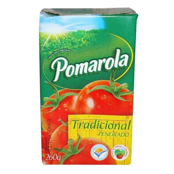 7891234001320 - POMAROLA TRADICIONAL CAIXA