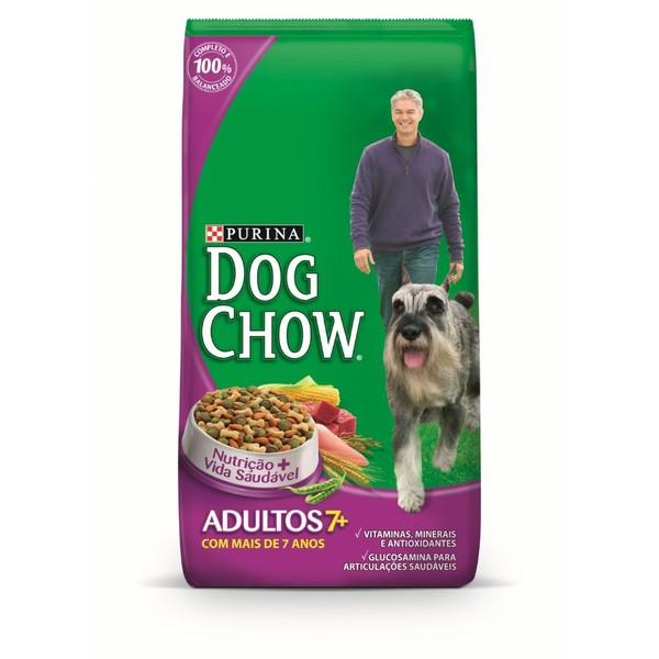 7891000059920 - PURINA DOG CHOW ADULTOS COM MAIS DE 7 ANOS PACOTE 10,1 KG