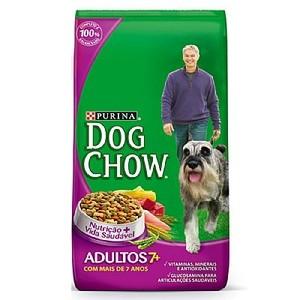 7891000033180 - PURINA DOG CHOW ADULTOS COM MAIS DE 7 ANOS PACOTE 3 KG