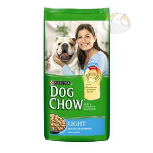 7891000032749 - PURINA DOG CHOW LIGHT PACOTE 3 KG
