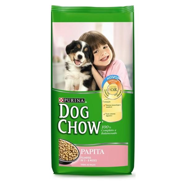 7891000032862 - PURINA DOG CHOW PAPITA PACOTE 3 KG