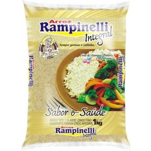 7896546110012 - RAMPINELLI INTEGRAL TIPO 1 PACOTE