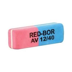 7896152300029 - RED BOR AV 12/40 RETANGULAR BICOLOR