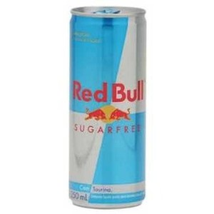 0611269101713 - BEBIDA ENERGÉTICA RED BULL SUGAR FREE 250ML