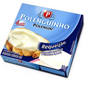 7891143012653 - REQUEIJÃO POLENGUINHO POLENGHI 80