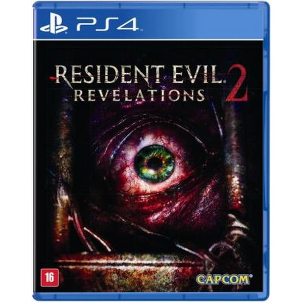 7892110201674 - RESIDENT EVIL REVELATIONS 2 PLAYSTATION 4 BLU-RAY