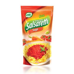 7891300908690 - MOLHO DE TOMATE SUGO SALSARETTI SACHÊ 340G