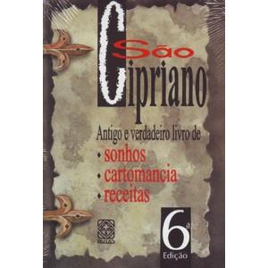 9788534701112 - SAO CIPRIANO - ANTIGO E VERDADEIRO LIVRO - PALLAS