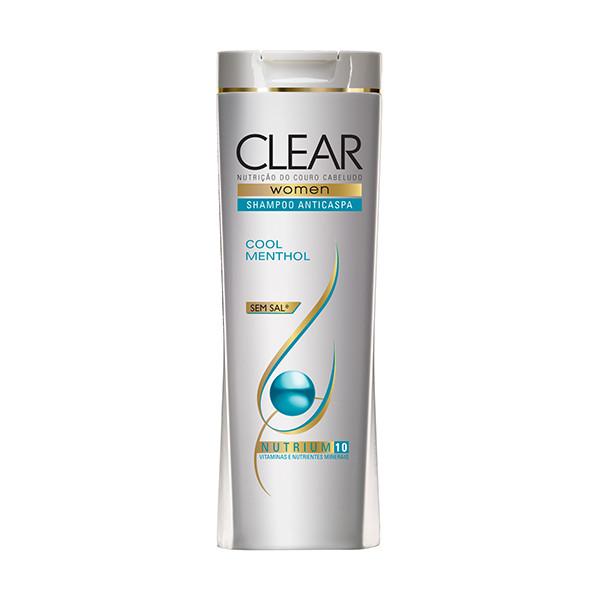 7891150006690 - SHAMPOO CLEAR MEN COOL MENTHOL