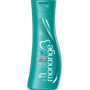 7896094905412 - SHAMPOO ANTI FRIZZ 350ML MONANGE