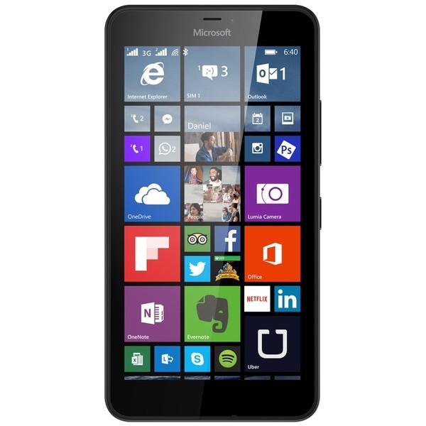 6438158719231 - SMARTPHONE MICROSOFT LUMIA 640 XL DESBLOQUEADO
