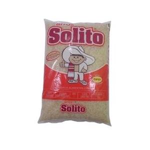 7896062699879 - ARROZ POLIDO TIPO 2 SOLITO PACOTE 1KG