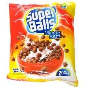 7896004002729 - SUPER BALLS SUPERBOM CHOCOLATE