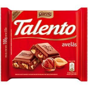 7891008209020 - TALENTO AO LEITE COM AVELÃ GAROTO