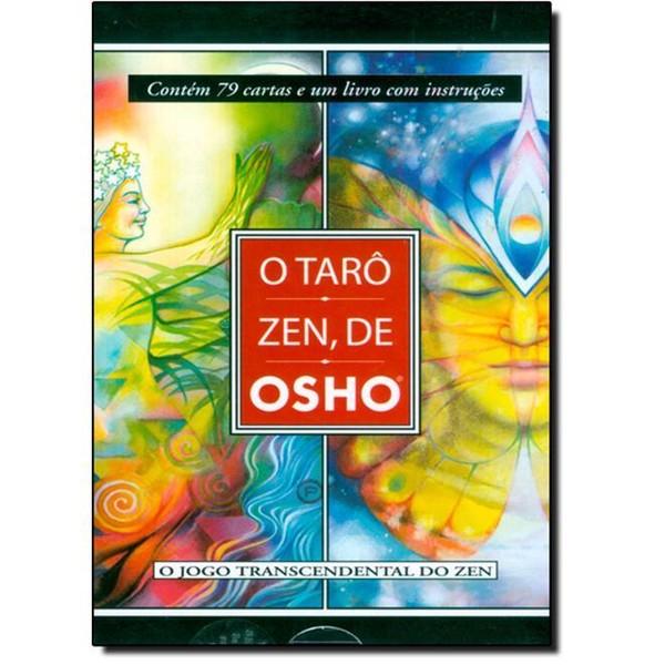 9788531613005 - TARÔ ZEN DE OSHO: O JOGO TRANSCENDENTAL DO ZEN - OSHO