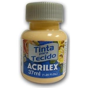 7891153041445 - TECIDO ACRILEX FOSCA AMARELO PELE 538 1 COR
