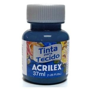 7891153041230 - TECIDO ACRILEX FOSCA AZUL COBALTO 502 1 COR