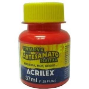 7891153041278 - TECIDO ACRILEX FOSCA VERMELHO FOGO 507 1 COR