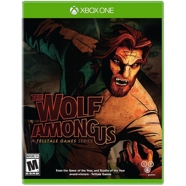 0894515001351 - THE WOLF AMONG US XBOX ONE BLU-RAY