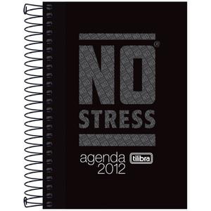 7891027138585 - AGENDA ESPIRAL NO STRESS 430G TILIBRA