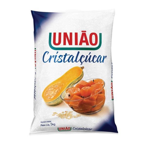 7891959009922 - UNIÃO CRISTAL PACOTE 5 KG