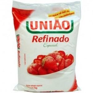 7891910008353 - UNIÃO REFINADO PACOTE 5 KG
