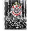 7891253200261 - UNIVERSITÁRIO ESPIRAL DURA CREDEAL CORINTHIANS 10 MATÉRIAS 200 FOLHAS